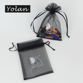 specialize jewelry packaging organza bag