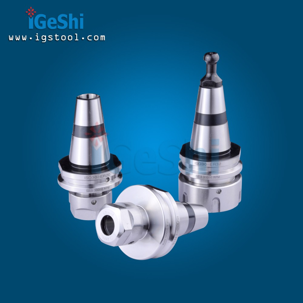 BT40 ER16 Toolholding Shank Collet Chuck Toolholder 10000RPM 100mm Set for CNC