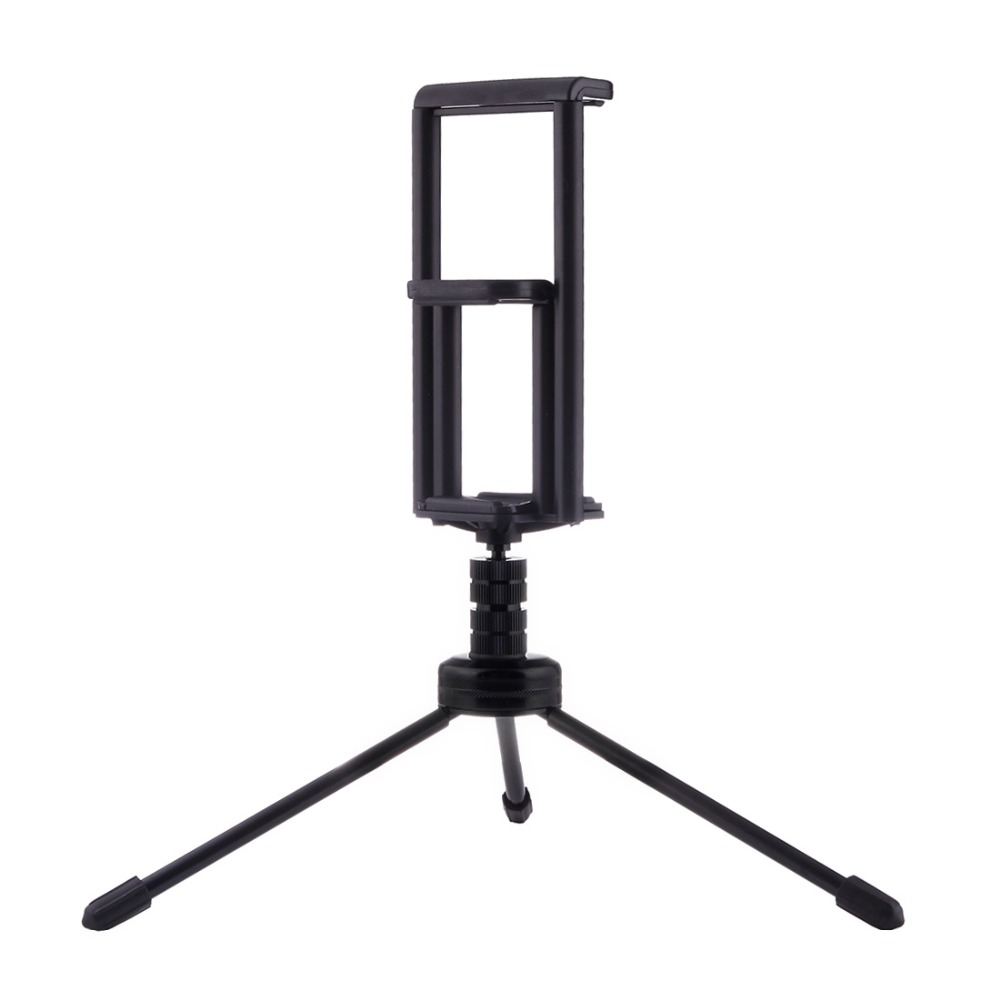Newest Multi-function Aluminum Alloy Tripod Mount Holder Stand for iPad, iPhone and other Smartphones & Tablets & Digital camera