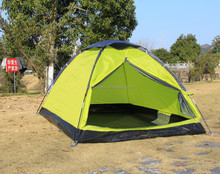 three poles 4 person camping tent/sleeping tent