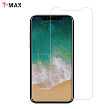 9h tempered glass for iphone x shatter proof 2.5d high transparent screen protector