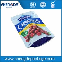 Economic Crazy Selling original zipper plastic packaging bag for chips /snacks