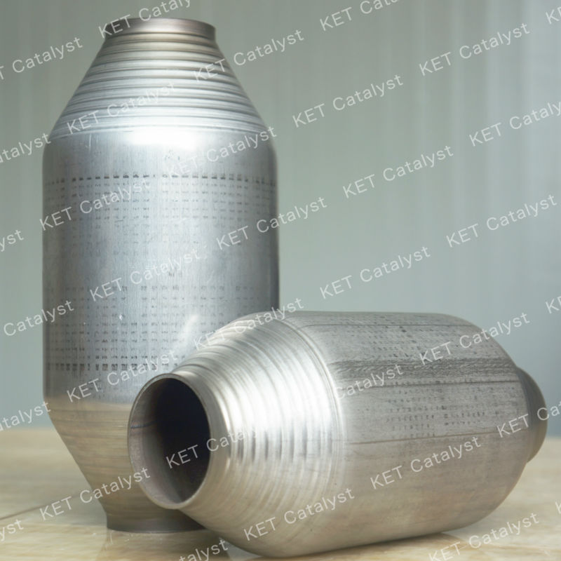 KET Euro 2 Euro 3 Euro 4 catalyst aftermarket Catalytic Converter for sport cars