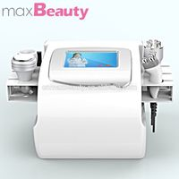 Ultrasonic Cavitation+vacuum+RF slimming machine