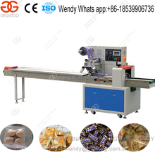 Automatic High Speed Chocolate Bar Packing Machine