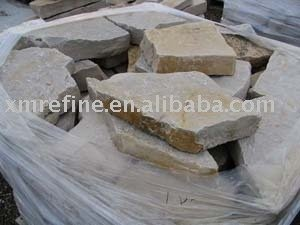 grey-buff sandstone
