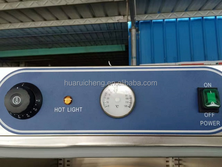 Commercial top quality heavy duty restaurant food warmer