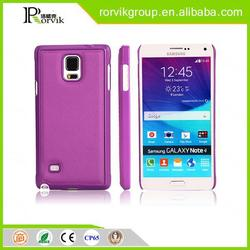 wholesale design mobile cell phone back cover for Galaxy NOTE4 N9100