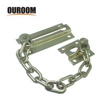Ouroom/OEM Wholesale Products Customizable 168009-2 Steel Door Chain Guards