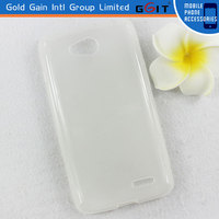 Wholesale Price Succinct Protector Soft Case Back Cover For LG L90 TPU Case