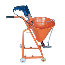 factory outlets concrete spraying machine for sale