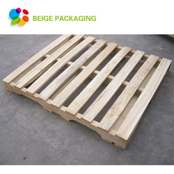 Cheap price Euro size stackable wood / wooden pallet made in china