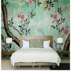 High Quality Time Cheap Non Woven Inkjet Wall Paper Printable Wallpaper Producer in China