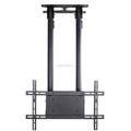 Vertical rotation movable ceiling tv mount wall stand tv hang with max VESA up to 600x400mm