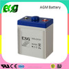 Deep cycle batteries 2 volt Lead acid battery 2V100Ah Solar battery