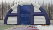 Outdoor inflatable medical tent, inflatable relief tent, used inflatable tent for sale