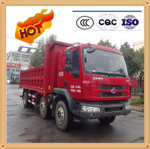 china brand new heavy duty 6x2 dump truck with dongfeng chasis for sale