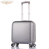 16 Inch ABS Suitcases Carry On