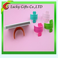 Mini Wing shape Silicone Material Mobile Phone Stand