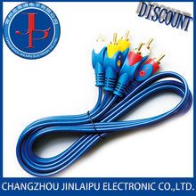 JLP vga to 3 rca cable for tv Exported Worldwide