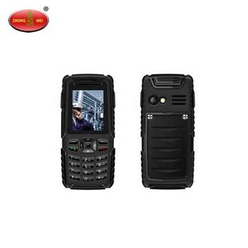 Carbón de China BDJ-1 intrínsecamente seguro minería Walkie Talkie