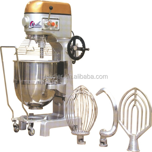 Bakery Planetary Cake Mixer Industrial