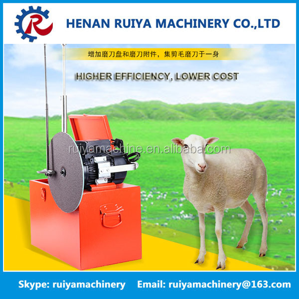 Specifically designed electric sheep wool hair cutting/clipping machine