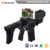 Indoor healthier real sense shooting gun game, bluetooth gun controller with several games in APP