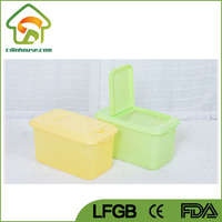 Plastic Home Rice Storage Container