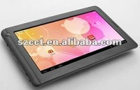 "low cost MID 7"" capacitive mutli-touch screen Android 4.0 tablet PC T3"