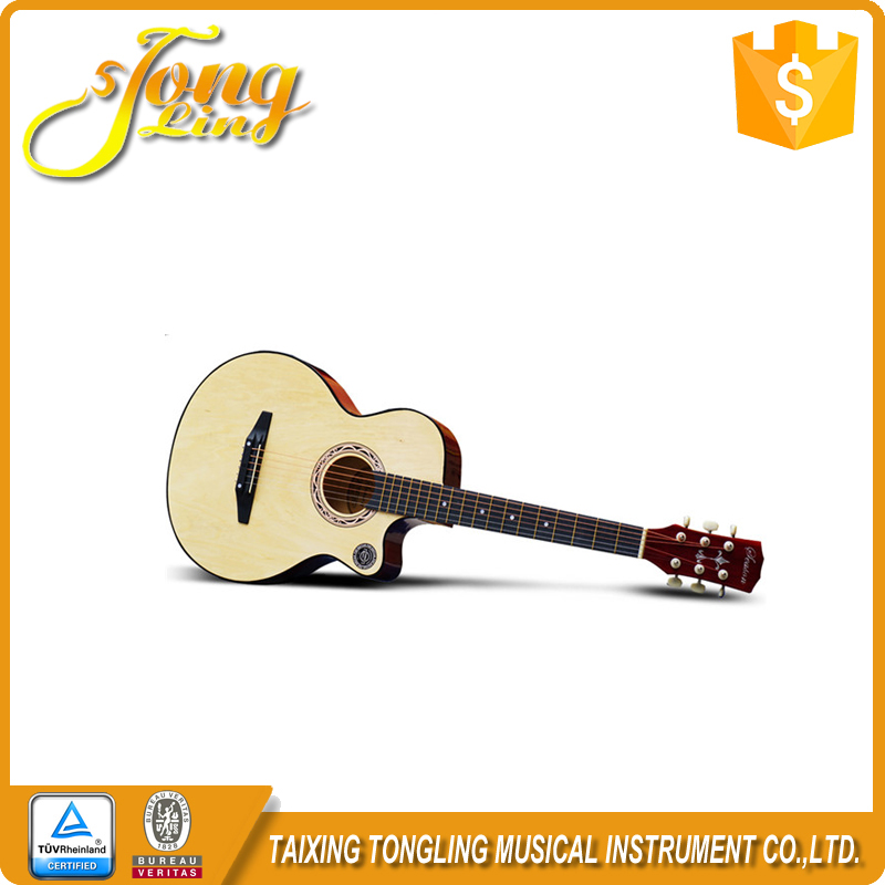 [TL-0029] Guiatr Store Provide All Kinds Of Acoustic Guitar For Beginner And Master