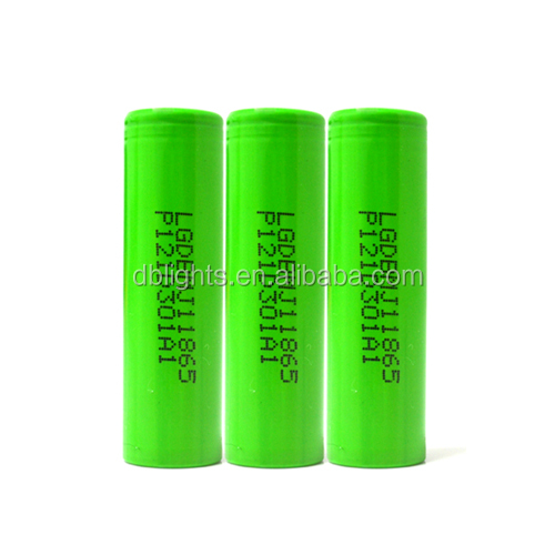 Rechargeable mj1 18650 battery 3500mAh inr 18650 li-ion 3.7v 10A discharge battery