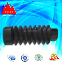 silicone rubber tube/rubber bellow