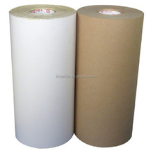 Guangzhou facotry recycled kraft paper rolls