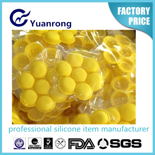 Factory Sold Household Silicone Mould for Ice Cube Tray Smile Face Ice Cube