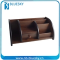 Populary Wooden brown wooden storage box