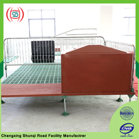 Farrowing crate pig flooring, pig cages from alibaba dealers