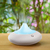 2016 Hot Style Portable Ultrasonic Aroma Diffuser with Color LED Lights Changing and Waterless Auto Shut-off Function for Home