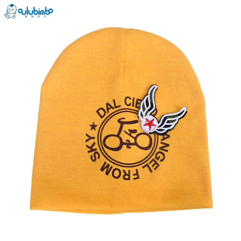 Wholesale 100% cotton infant baby hat newborn baby solid caps newborn hat