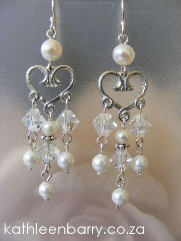 Blythe Chandelier Earrings