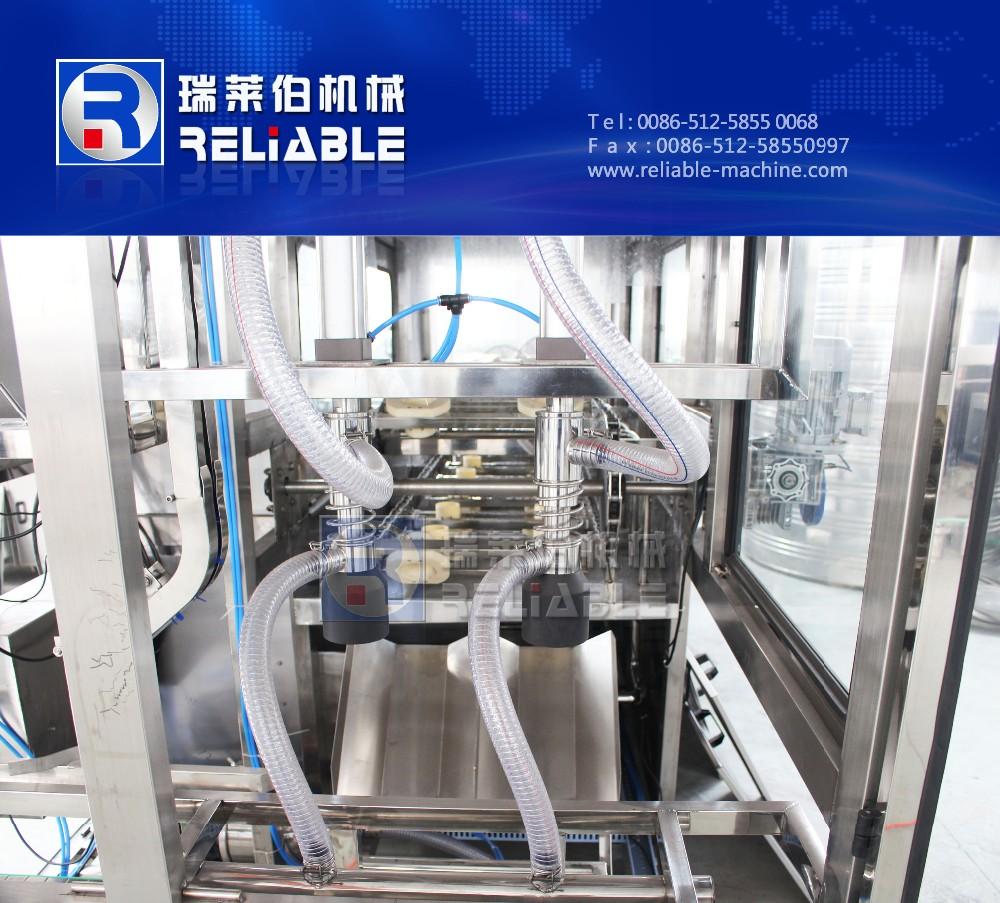 automatic water bottle filling machine