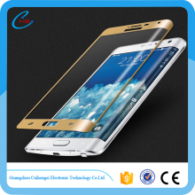 Explosion Proof Anti-Peek Dark 2 Way 180 Degree 9H Premium tempered glass privacy screen protector for S7 S7 edge