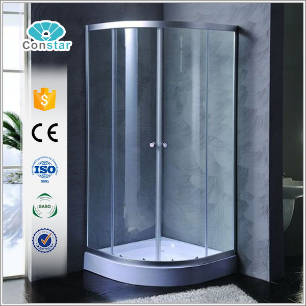 Bathroom Portable Steam Sanitary Ware Durable Comfortable Hot Shower Screen