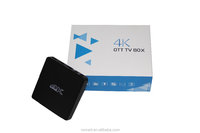 Vensmile Rockchip 64-Bit Octa Core RK3368 Android TV Box with Android 5.1 2G+8G Smart Media Player Support Bluetooth 4.0