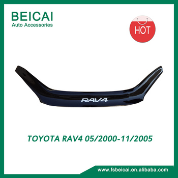 Bonnet Protector for TOYOTA RAV4 05/2000-11/2005 Tinted Guard