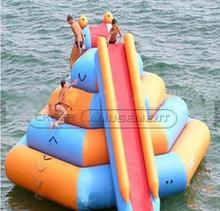 Cheer Amusement water toys inflatable water slide pool inflatable water slip n slide
