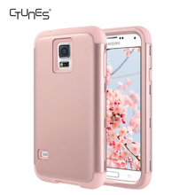 Hot Selling Mobile Phone Shell PC Case Back Protector Cover Shockproof Phone Case for Samsung s5