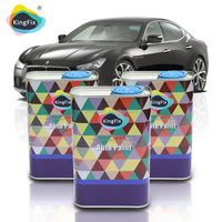 KINGFIX Brand acrylic solvent for car paint