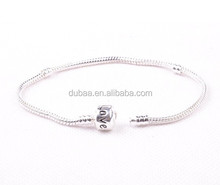 2014 Snake Chain Bracelet Fashion Charm Fits with Pan-dora Bracelet