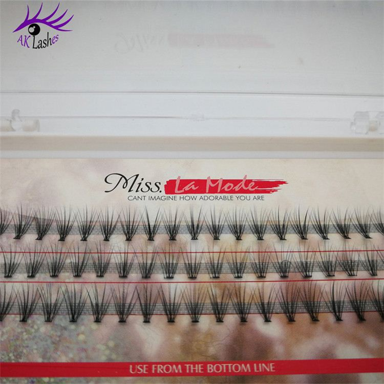Hand Made Cheap 2d-20d Volume Eyelash Extension 10D Knot Free